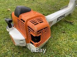 2015 Stihl Fs360c 2 MIX Petrol Strimmer Brush Cutter And Genuine Stihl Harness