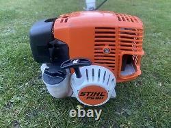 2016 STIHL FS 90 2 Stroke Petrol Strimmer Brushcutter Cow Horn Handlebars
