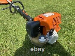 2016 STIHL FS 90 2 Stroke Petrol Strimmer Brushcutter Cow Horn Handlebars Grass