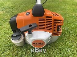 2017 New Shape Stihl FS410 Professional Petrol Brushcutter Strimmer 2 Mix Petrol