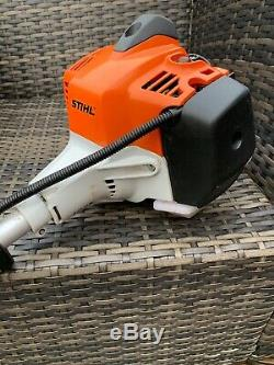 2018 STIHL FS 94 C/RC PETROL STRIMMER BRUSHCUTTER with Blade. Excellent Condition