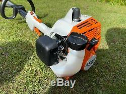 2019 STIHL FS55 /C/R/RC 2 Mix 27.2cc PETROL STRIMMER BRUSHCUTTER Grass Lawn
