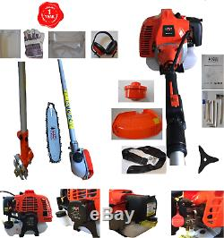 3 in1 Multi Tool strimer, Brushcutter, chainsaws 52cc 1year warranty parcelforce24