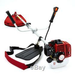 49cc Petrol Power Grass Trimmer Brush Cutter Heavy Duty 1.5KW 2HP