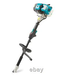4 in 1 Petrol Multi Garden Tool Chainsaw Hedge Trimmer Strimmer Brush Cutter