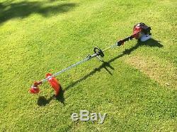 52cc Petrol 5 in 1 Garden Multi Tool Hedgetrimmer Strimmer Pruner Brushcutter