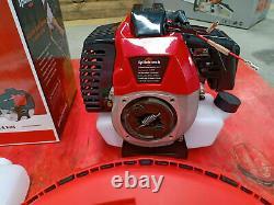 52cc Petrol Gasoline Engine Grass Strimmer Trimmer Brush Cutter Blade Garden Kit