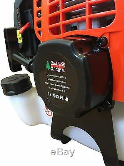 52cc Petrol Grass Strimmer Brush Cutter Trimmer parcelforce 24h NGK spark plug