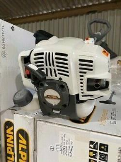 ALPINA T26J 25.4cc PETROL POWERED STRIMMER BRUSHCUTTER GRASS TRIMMER