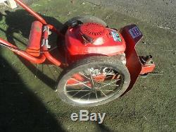 Allen Wheeltrim / Mower Walk Behind Wheeled Strimmer Honda Petrol
