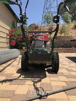 Billy Goat Brush Cutter 1750 Series. Used Two Seasons