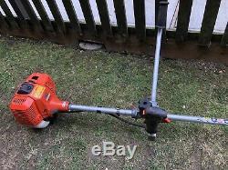 ECHO SRM-5000 Professional Powerful Strimmer, Brush Cutter 51.7cc Petrol 2Stroke