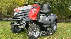 Efco EF110/24KHH ride on lawn mower garden sit on tractor brushcutter mulcher