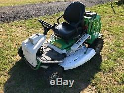 Etesia Atilla AV95 Ride on Lawn Mower, Hydrostatic Commercial Brush Cutter Mulch