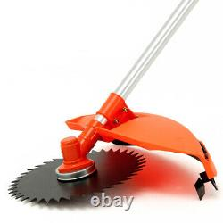 Garden 5 in 1 Multitool, Brush Cutter Chainsaw Pruner Circular Saw Hedge Trimmer