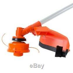 Garden Trimmer Grass Strimmer Brush Cutter Blade Cutter Petrol 52cc POWERFUL New