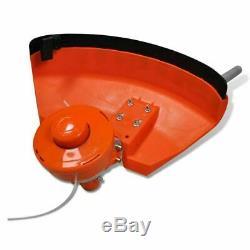 Gas Electric Strimmer Petrol Grass Trimmer Brush Mower Cutter 52 CC, 3 HP Garden