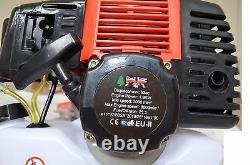 Grass Strimmer / Bush Cutter 52 cc 2 in 1 Petrol-Home Garden 1 Year Warranty