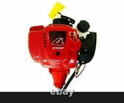Grass cutter 4 stroke Gx35 Engine Brushcutter gas strimmer pruner