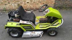 Grillo CLIMBER 9 Series RIDE ON Mower Brush Cutter Mulcher BRIGGS & STRATTON V2