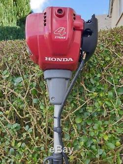 Honda 4 stroke petrol brush-cutter/strimmer GX25 (UMK 425E)