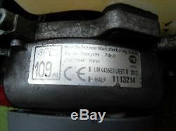 Honda Heavy Duty Cow Horn Handles Strimmer UMK 435 E, 4 stroke petrol 2012