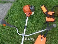 Husqvarna 143R-II Professional heavy duty Strimmer, Brush Cutter 41.5cc Stihl