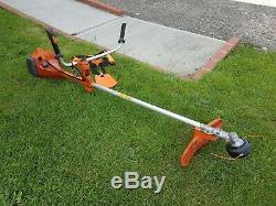 Husqvarna 345Rx Professional heavy duty Strimmer, Brushcutter 45.0cc Petrol 343