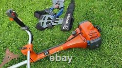 Husqvarna 345r 343r Professional Brushcutter, Strimmer 45. CC 2.7hp Petrol Power