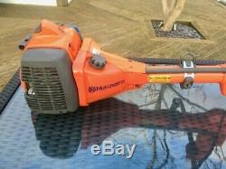 Husqvarna 555 RXT Petrol Brushcutter / Clearing Saw 2017 With Stihl Oil