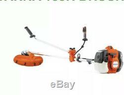 Husqvarna Brushcutter Strimmer 135r Petrol New Professional Gardening