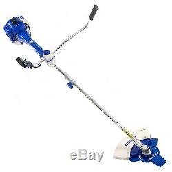 Hyundai Garden Trimmer Grass Strimmer Brushcutter Petrol Anti-Vibration 50.8cc