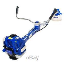 Hyundai HYBC5080AV 51cc Heavy Duty Petrol Grass Strimmer Brushcutter Stihl