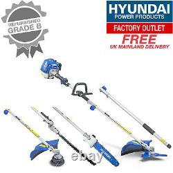Hyundai HYMT5200X Multi Function Tool Garden 52cc Petrol GRADED