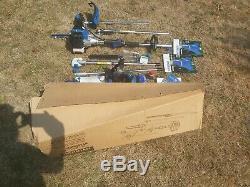 Hyundai HYMT5200 5-in-1 Multi-Tool Grass/Brush/Hedge Trimmer/Cutter & Polesaw