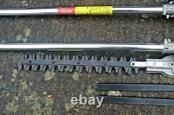 MTD Tondu Multi tool Hedgetrimmer/chainsawithpruner/brushcutter/strimmer/extension