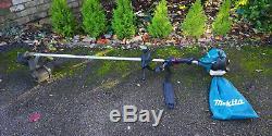 Makita EM2600L 25.7cc Straight Shaft Petrol Brush Cutter Grass/String Trimmer