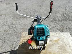 Makita EM4340L Brushcutter c/w Blade, Bike Handles
