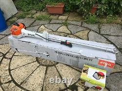 NEW Stihl FS560C Clearing Saw Strimmer Brushcutter + FREE EXTRA YR. 2021