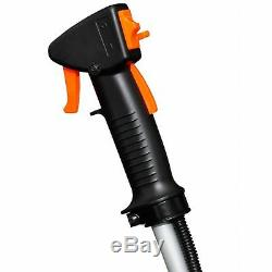 Petrol Backpack Brush Cutter Strimmer Grass Trimmer Garden 52cc 2 Stroke Stylish