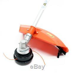 Petrol Brushcutter String Trimmer 2in1 1.76hp 1.3kw Garden Tool Strimmer