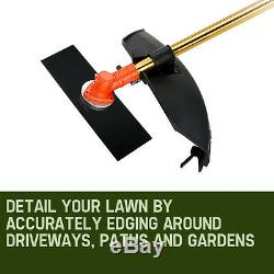 Petrol Garden Multi Tool 62cc 7in1 Hedge Trimmer Chainsaw Strimmer Brushcutter