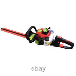 Professional Garden Hedge Trimmer Petrol Powered Chainsaw Brush cutter 2-Stroke