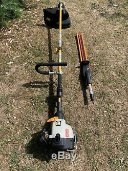Ryobi Petrol Strimmer and Hedge Cutter Attachment