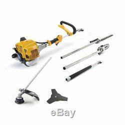 STIGA 5 in 1 Multi Tool GRASS TRIMMER, BRUSHCUTTER, HEDGE TRIMMER PRUNER SMT 226