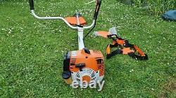 STIHL FS400 Professional, Heavy Duty Strimmer, Brush Cutter Petrol 40.2cc 1.9kW