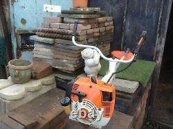 STIHL FS450 Strimmer Brushcutter Clearing Saw Petrol Pre FS410 FS450 FS460C