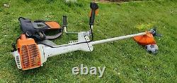STIHL FS550 Professional, Heavy Duty Clearing saw, Strimmer, Brush Cutter Petrol