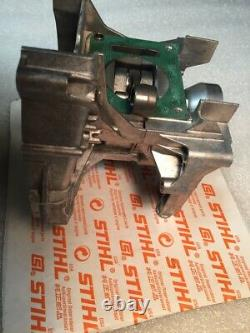 STIHL fs240r fs240 fs260 fs360 crank shaft crank case assembly NEW OEM