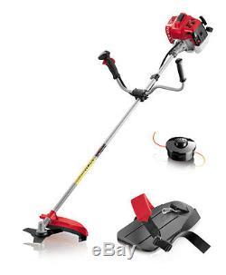 Sanli GTS43 43cc Petrol Brush Cutter / Strimmer. Pro Cowhorn Handles! RRP £220